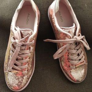 ALDO sparkling shoes